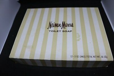 Bar Soaps Neiman Marcus Guest Soaps 4 Soaps New In Box Each Soap 1.3 Oz