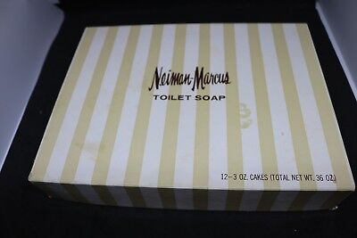 Bar Soaps Neiman Marcus Guest Soaps 4 Soaps New In Box Each Soap 1.3 Oz Health & Beauty