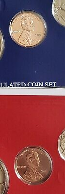 2019 W Union Cent Bu-ONE YEAR ONLY W MINTMARK Plus P & D 3 Coins Pre Sale