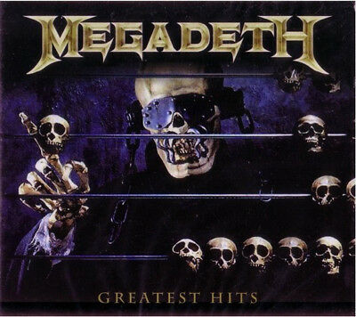 Megadeth  Greatest hits Collection -  2CD  New Sealed