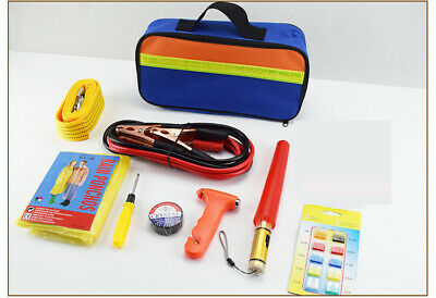 Emergency Car Breakdown kit Safety Hammer Universal Roadside UK EU Travel Tool