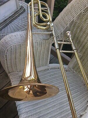 Conn 52H Tenor Trombone With F Attachment