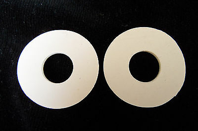 One Pair Of New Replacement Rubber Seals For Hornsea Oil And Vinegar Jars