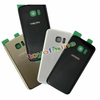 Replacement Back Rear Glass Battery Cover Adhesive For Samsung Galaxy S7 S7 Edge