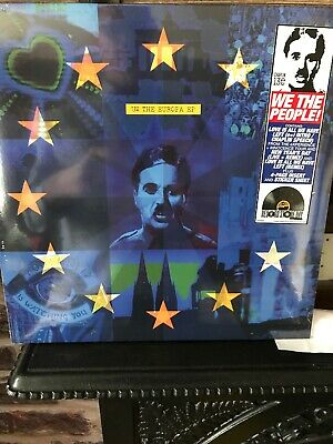 "U2  The Europa Ep  Limited 12"" Vinyl 2019 Sealed Record Store Day Rsd"