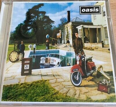 Oasis : Be Here Now CD