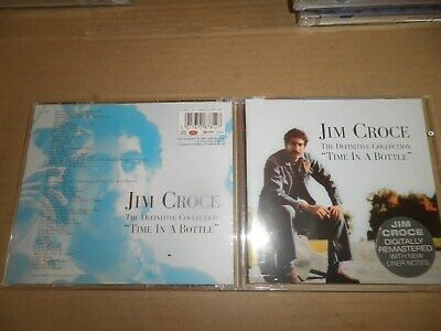 Croce, Jim - Time in a Bottle: the Definitive Collection - 2 cd set mint