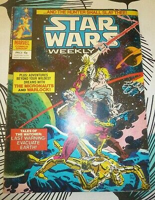 Star Wars Weekly Comic May 1979 - Marvel Comics  - Great Condition