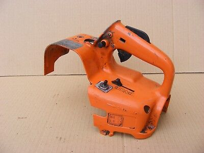 Stihl 08S Chainsaw Petrol Chain Saw Top Handle And Trigger #658