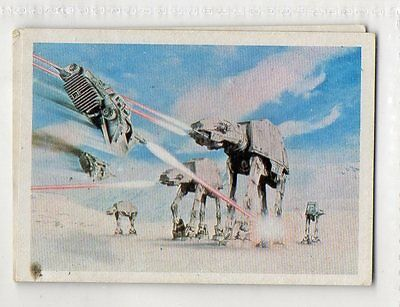 "Star Wars ""El Retorno Del Jedi"" Spanish Trading Card By Pacosa Dos - Number 14"