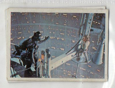 "Star Wars ""El Retorno Del Jedi"" Spanish Trading Card By Pacosa Dos - Number 22"