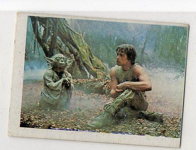 "Star Wars ""El Retorno Del Jedi"" Spanish Trading Card By Pacosa Dos - Number 15"