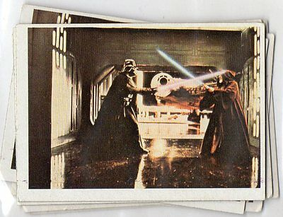 "Star Wars ""El Retorno Del Jedi"" Spanish Trading Card By Pacosa Dos - Number 8"