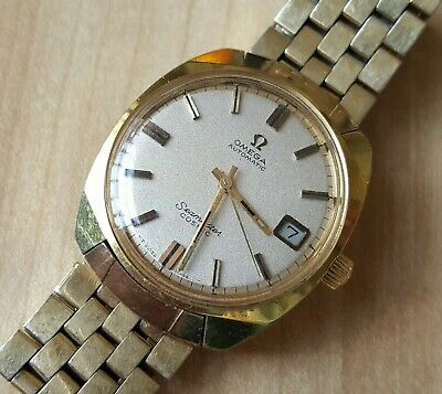 Gent's Vintage Gold Capped Omega Seamaster Cosmic Automatic Wrist Watch