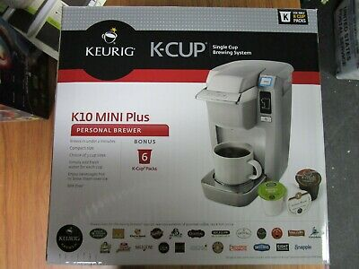 NEW KEURIG K-COMPACT SINGLE-SERVE K-CUP COFFEE MAKER *CHECK FOR COLOR *DM