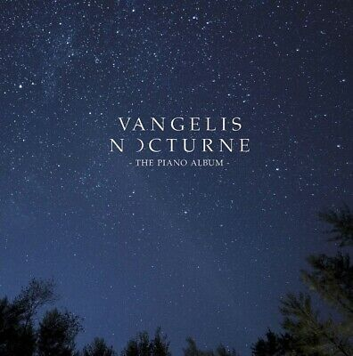 Vangelis - Nocturne : The Piano Album (CD) *NEW* Super Fast Dispatch & Delivery!
