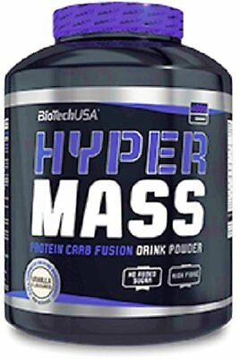 BIOTECH USA HYPER Mass 2270G Weight Gainer Powder High