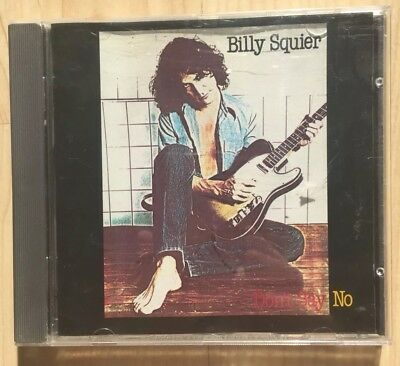 CD - Billy Squier - Don't say no