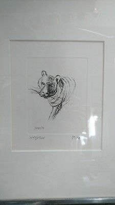 "Henry Moore ""Tiger"""