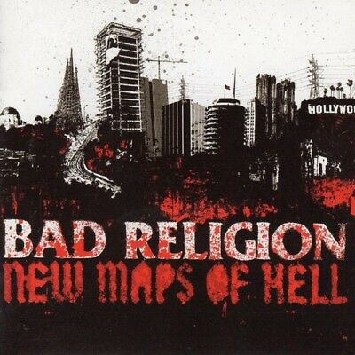 New Maps of Hell - Bad Religion (Dutch Import)