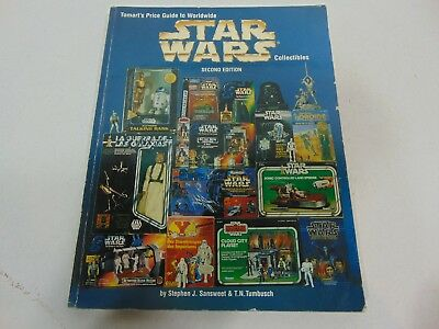 Tomart's Price Guide to Worldwide Star Wars Collectibles Book