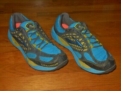 e7b4833e4b2 Brooks Cascadia 7 men s trail running shoes Sz 9.5 M EU 43 Excellent  condition