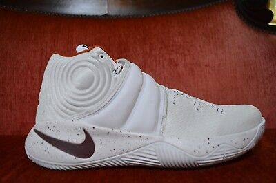 uk availability 6a870 5fe6f CLEAN Nike Kyrie 2 Championship Pack Game 6 Size 10 White Maroon 3 4 5