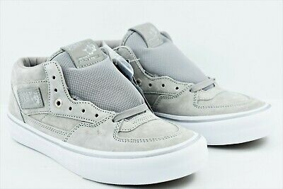f80f600979 Vans Half Cab Pro 25th Anniversary Mens Size 8 Skate Shoes Suede Silver
