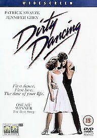Dirty Dancing (DVD, 2001) In Factory Seal  NORMAL Screen Not Widescreen