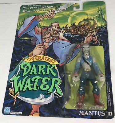 Combine Shipping! CHOOSE Action Figure Vintage 1991 Pirates of Dark Water