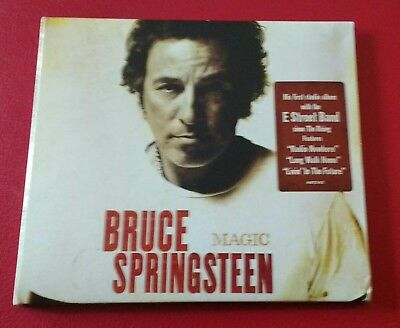 Bruce Springsteen / Magic cd ( Limited Digipack Edition )