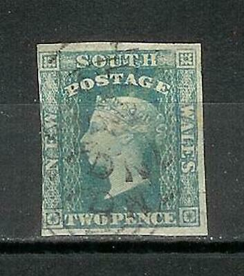 New   South   Wales   Australien   Australia    Victoria    Two   Pence