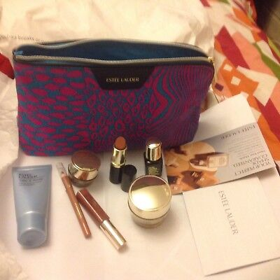 Estée Lauder Revitalizing Set/7-Items+Cos/HOLIDAYS/BIRTHDAY/PARTY/Travel/Easter.