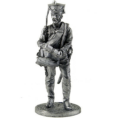Gunner infantry army artillery. Russia. Tin toy soldier 54mm. metal sculpture