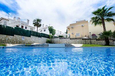 Costa Blanca South -  1 Bed Lux Penthouse Apartment - Sleeps 4 Villamartin