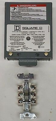 Square D 9991 Switch New Other Building Materials Business & Industrial