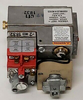 "New Honeywell 8071603 - VS820A 1807 1/2"" Combination Frymaster Gas Control Valve"