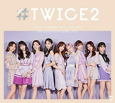 TWICE Japan 2nd Best Album [#TWICE 2] Type A (CD + Photobook) Limited Edition