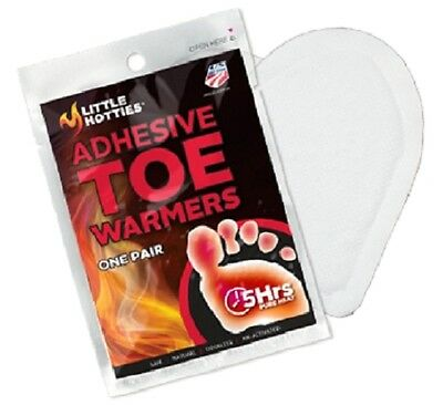 Little Hotties Toe Warmers - Sold in Pairs - New