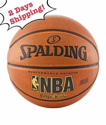 Fast Shipping - Spalding NBA Street Basketball Official Size 7 (29.5'')