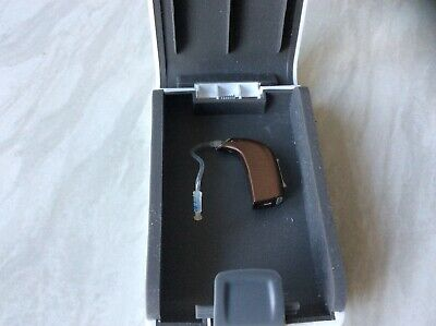 Oticon Spirit Zest Hearing Aid With Case/Box - Right
