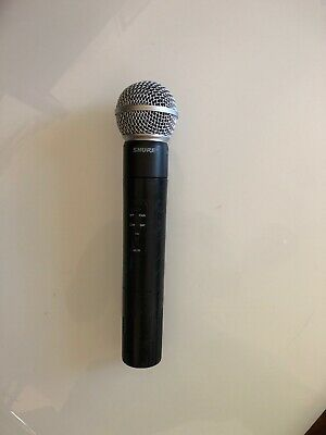 Shure SM58 Dynamic Vocal Microphone Pre-owned