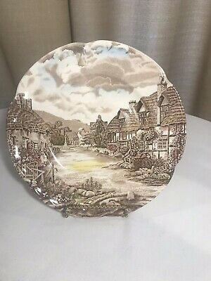 "Johnson Brothers OLDE ENGLISH COUNTRYSIDE 10"" Dinner Plate"