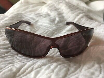 7be28201bbb2 EMPORIO ARMANI BROWN frame sunglasses. EA 4001. With case. - £11.50 ...