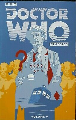 Doctor Who Classics Volume P (Paperback 2013)