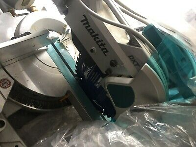 Makita LS1016 1510W 260mm Compound Mitre Saw //// USED ONCE for about 4 hours.