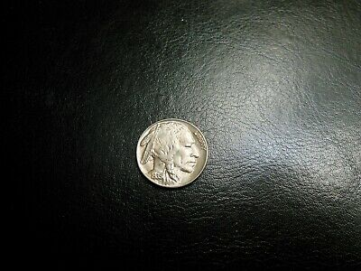 Buffalo nickel 1935 P  looks BU  with mint luster