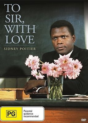 To Sir With Love (DVD, 2015) - Very Good Condition