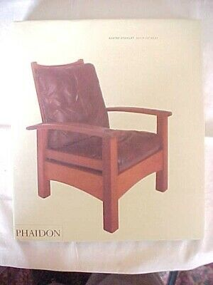 GUSTAV STICKLEY by DAVID CATHERS; Life Career, His FURNITURE, STYLES