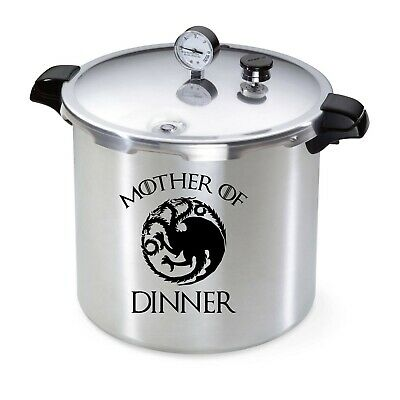 Game of Thrones MOTHER OF DINNERS Vinyl Decal - Multiple Color Options